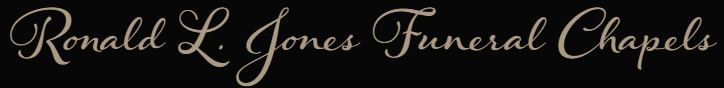 St. Louis Missouri Funeral Homes | Ronald L. Jones Funeral Chapels | 314-383-2332